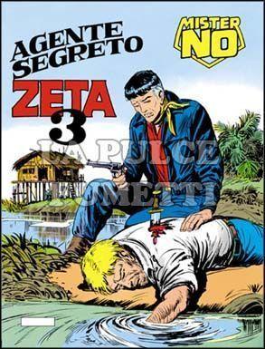MISTER NO #    17: AGENTE SEGRETO ZETA 3