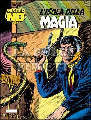 MISTER NO #    23: L'ISOLA DELLA MAGIA