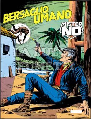MISTER NO #    25: BERSAGLIO UMANO