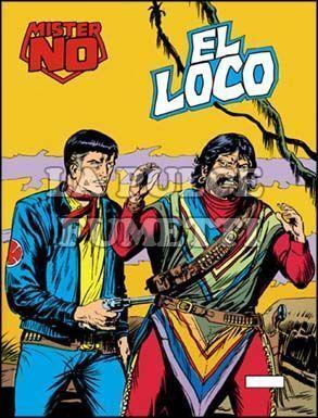 MISTER NO #    31: EL LOCO