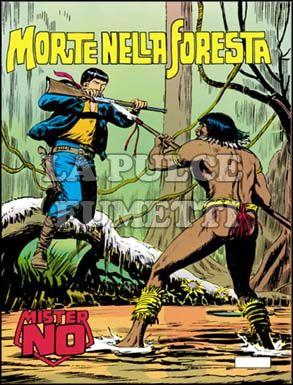 MISTER NO #    33: MORTE NELLA FORESTA