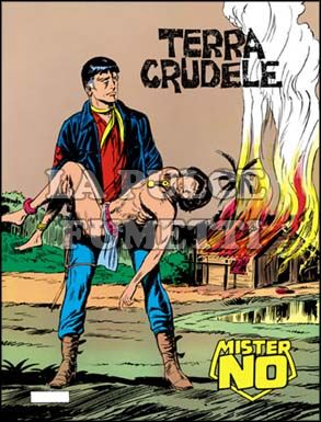 MISTER NO #    37: TERRA CRUDELE