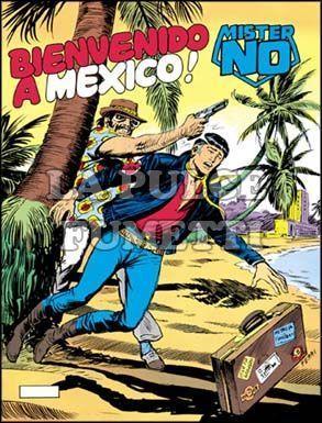MISTER NO #    38: BIENVENIDO A MEXICO !