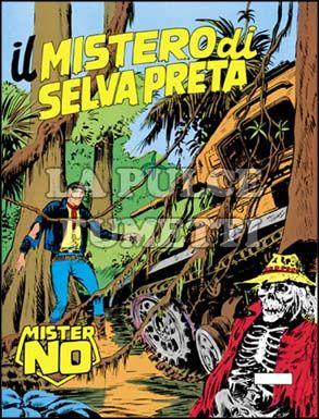 MISTER NO #    41: IL MISTERO DI SELVA PRETA