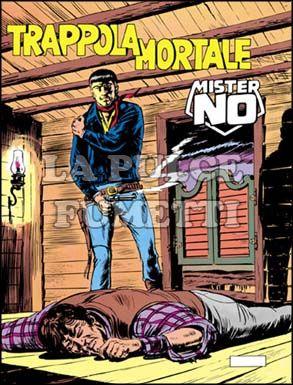 MISTER NO #    49: TRAPPOLA MORTALE