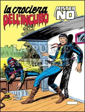 MISTER NO #    54: LA CROCIERA DELL'INCUBO
