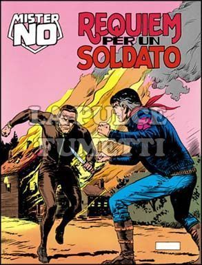 MISTER NO #    67: REQUIEM PER UN SOLDATO