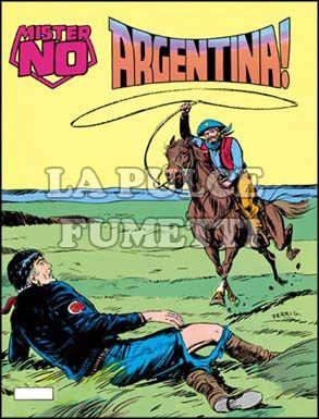 MISTER NO #    68: ARGENTINA!