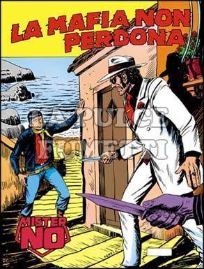 MISTER NO #    76: LA MAFIA NON PERDONA