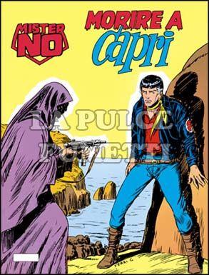 MISTER NO #    77: MORIRE A CAPRI