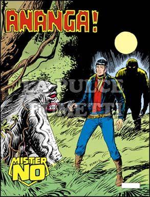 MISTER NO #    91: ANANGA !