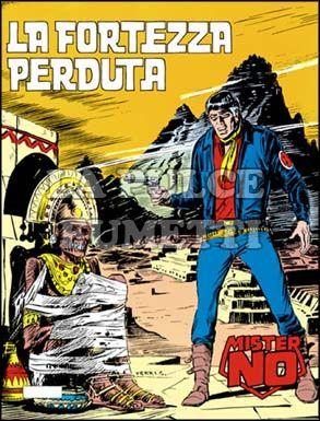 MISTER NO #    95: LA FORTEZZA PERDUTA