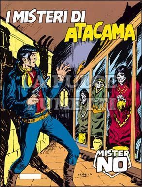 MISTER NO #   102: I MISTERI DI ATACAMA