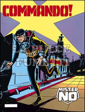MISTER NO #   103: COMMANDO !