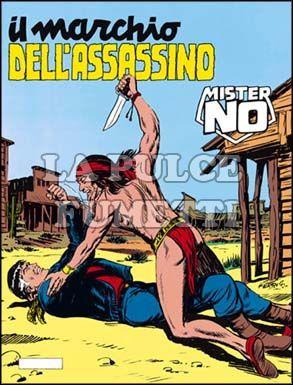 MISTER NO #   106: IL MARCHIO DELL'ASSASSINO