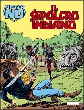 MISTER NO #   109: IL SEPOLCRO INDIANO