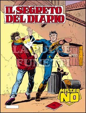 MISTER NO #   124: IL SEGRETO DEL DIARIO