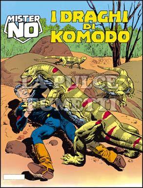 MISTER NO #   127: I DRAGHI DI KOMODO