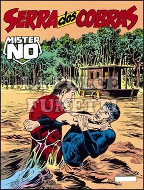 MISTER NO #   128: SERRA DOS COBRAS