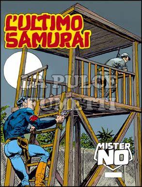 MISTER NO #   130: L'ULTIMO SAMURAI