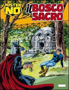 MISTER NO #   133: IL BOSCO SACRO