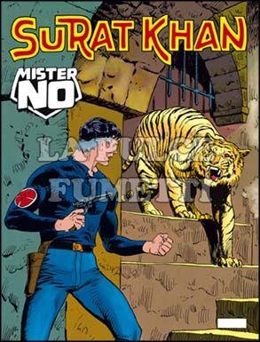 MISTER NO #   141: SURAT KHAN