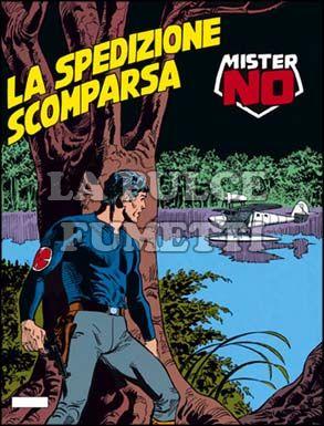 MISTER NO #   143: LA SPEDIZIONE SCOMPARSA