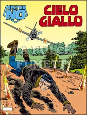 MISTER NO #   147: CIELO GIALLO