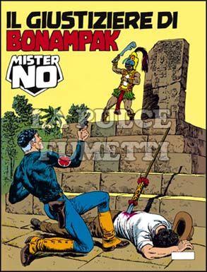 MISTER NO #   151: IL GIUSTIZIERE DI BONAMPAK