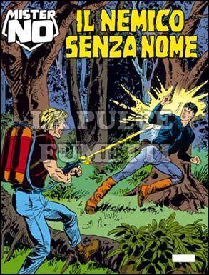 MISTER NO #   161: IL NEMICO SENZA NOME
