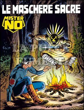 MISTER NO #   169: LE MASCHERE SACRE