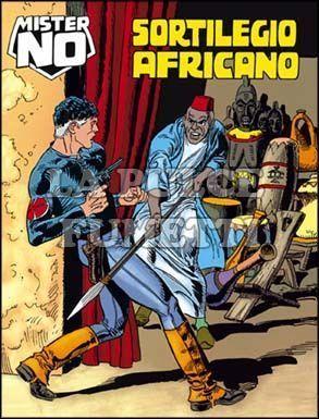 MISTER NO #   171: SORTILEGIO AFRICANO