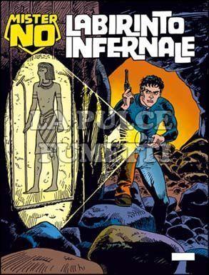MISTER NO #   187: LABIRINTO INFERNALE