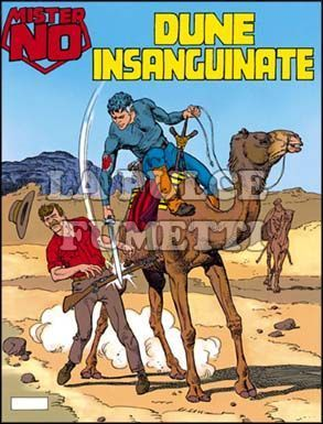 MISTER NO #   190: DUNE INSANGUINATE