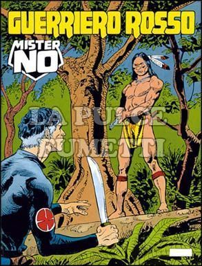 MISTER NO #   206: GUERRIERO ROSSO