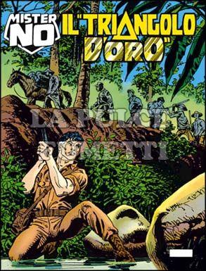 MISTER NO #   213: IL TRIANGOLO D'ORO