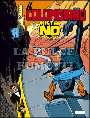 MISTER NO #   216: IL COLOMBIANO