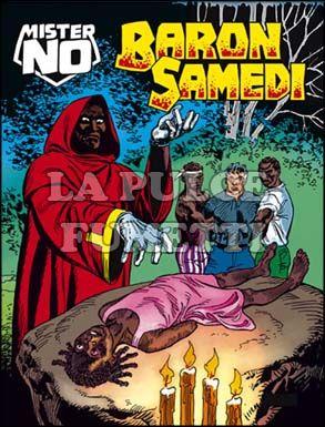 MISTER NO #   219: BARON SAMEDI