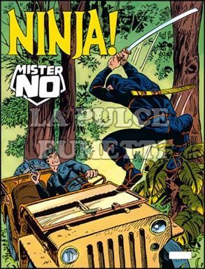 MISTER NO #   231: NINJA!