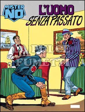 MISTER NO #   232: L'UOMO SENZA PASSATO