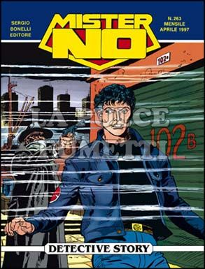 MISTER NO #   263: DETECTIVE STORY