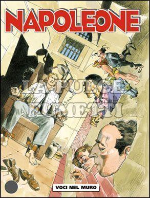 NAPOLEONE #    16: VOCI NEL MURO