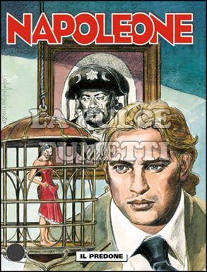 NAPOLEONE #    17: IL PREDONE