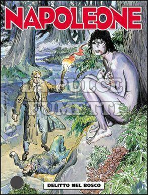 NAPOLEONE #    20: DELITTO NEL BOSCO