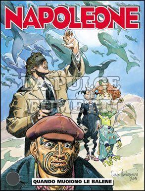 NAPOLEONE #    22: QUANDO MUOIONO LE BALENE