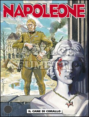 NAPOLEONE #    23: IL CANE DI CORALLO