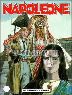NAPOLEONE #    31: LO STRANGOLATORE