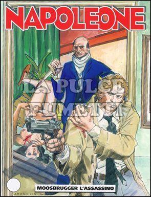 NAPOLEONE #    32: MOOSBRUGGER L'ASSASSINO