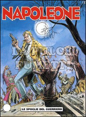 NAPOLEONE #    42: LE SPOGLIE DEL GUERRIERO