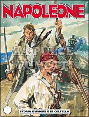NAPOLEONE #    49: STORIA D'AMORE E DI COLTELLO